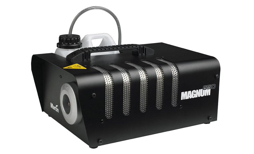 picture of a smoke machine for hire in Johannesburg for R350